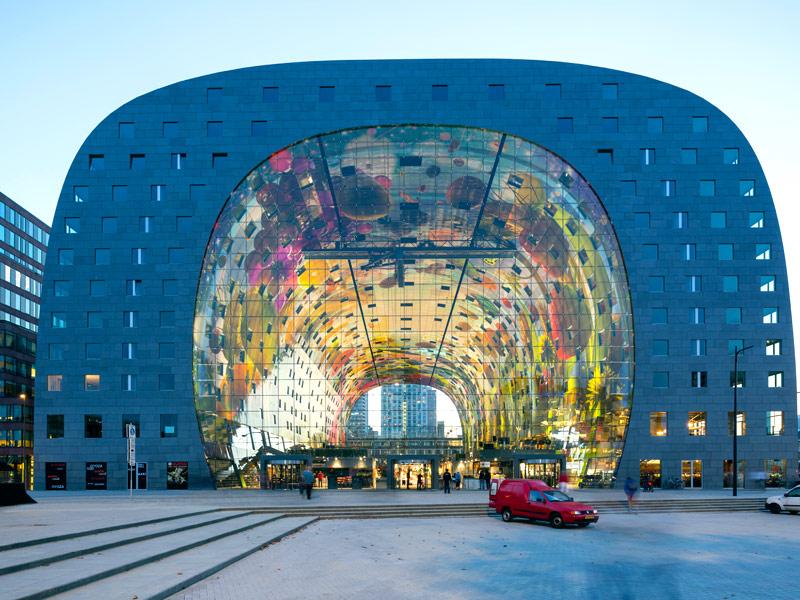 MVRDVu0027s Markthal, Rotterdam   Building Study