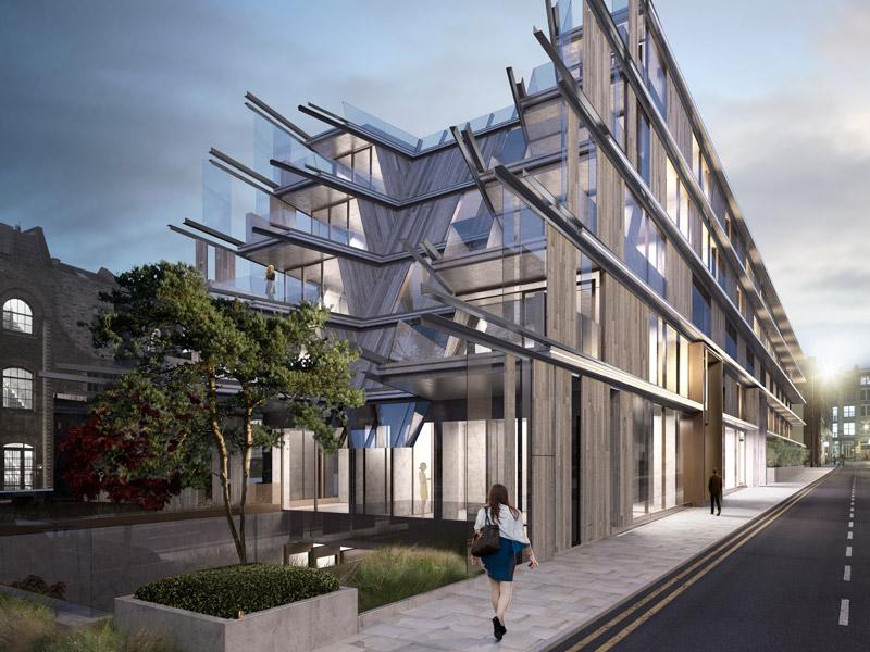 Meet ben adams architects designcurial for Design firms london