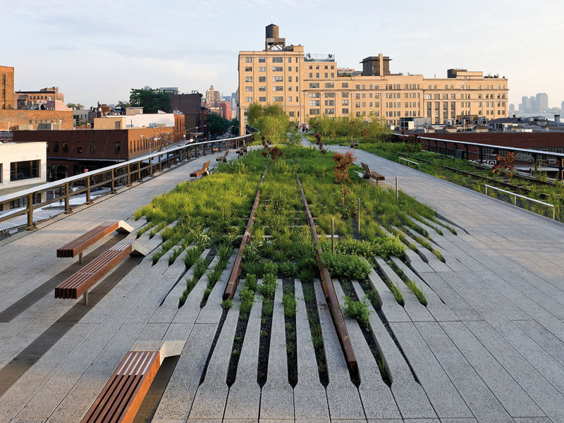 Blueprint 20/20: High Line by Diller Scofidio + Renfro