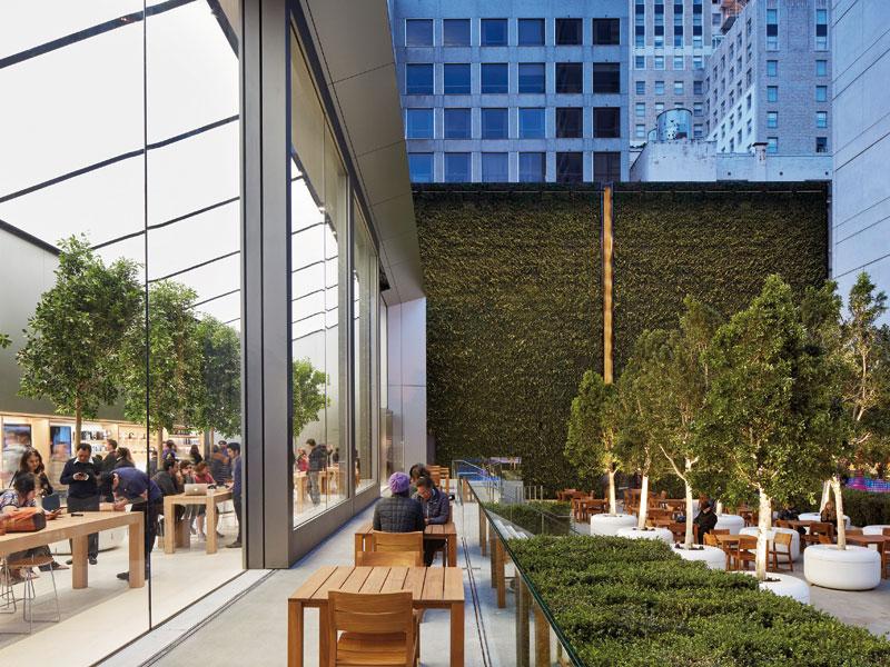Blueprint magazine designcurial apple store san francisco foster partners malvernweather Images