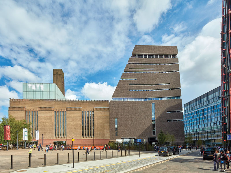 Switching place: Herzog & de Meuron's Tate Modern extension