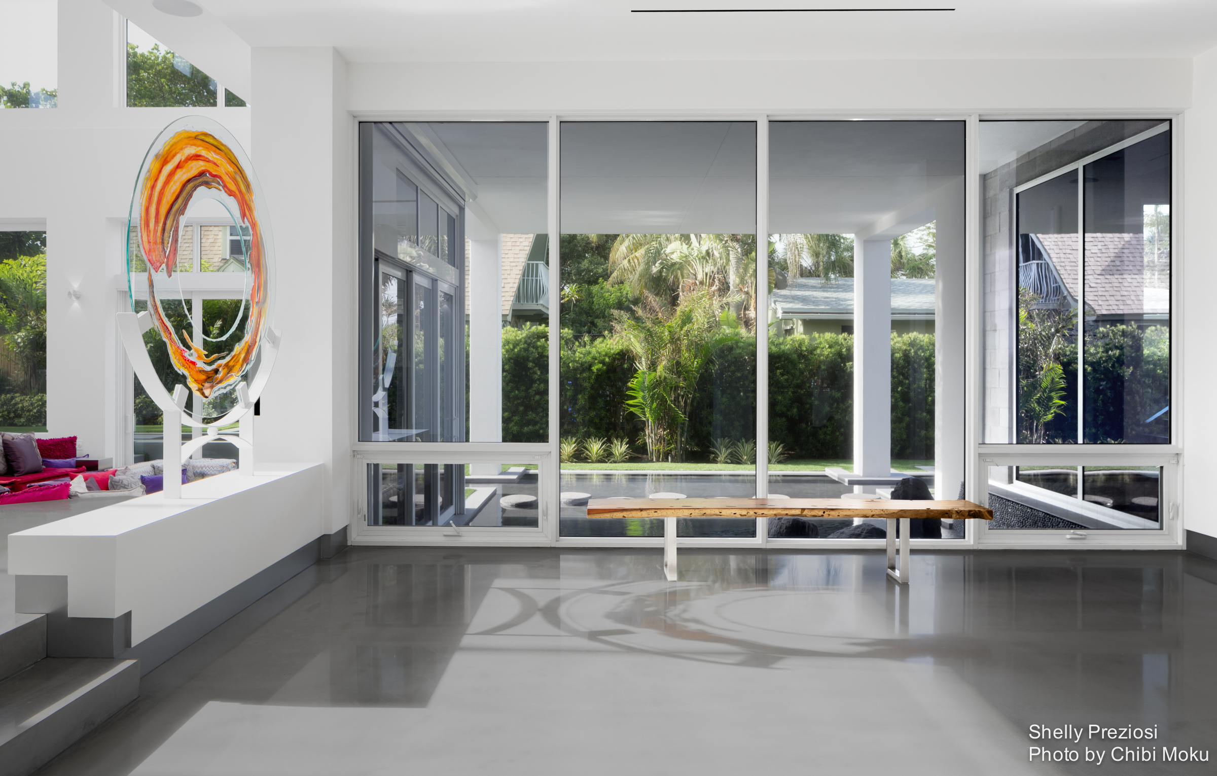 Shelly Preziosi Completes Beautiful New Interior Creation 'Modern Muse'