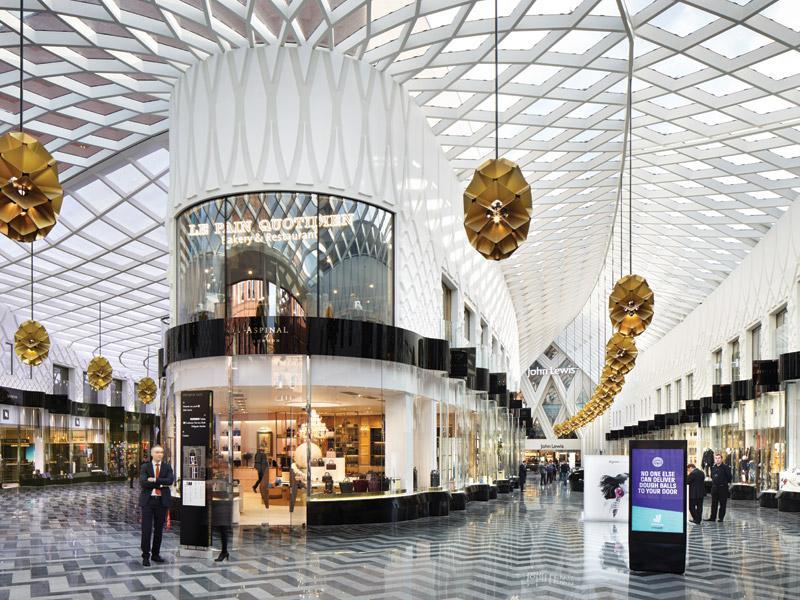 Case Study Leeds Victoria Gate Shopping Arcade