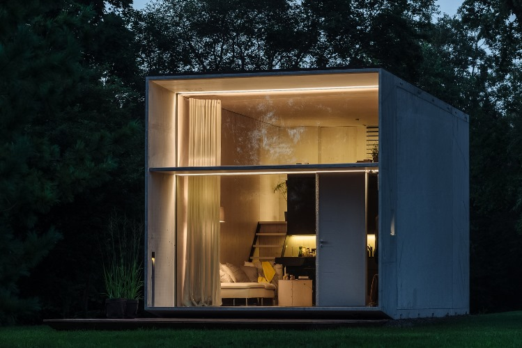 Kodasema launch tiny houses that can be built in a day