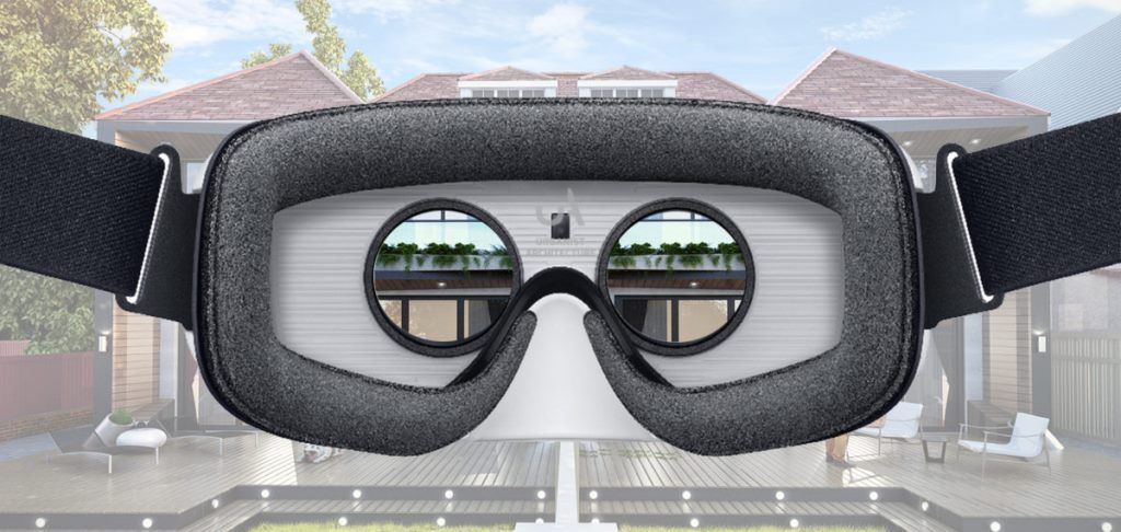 How Virtual Reality can change the face of architectural design