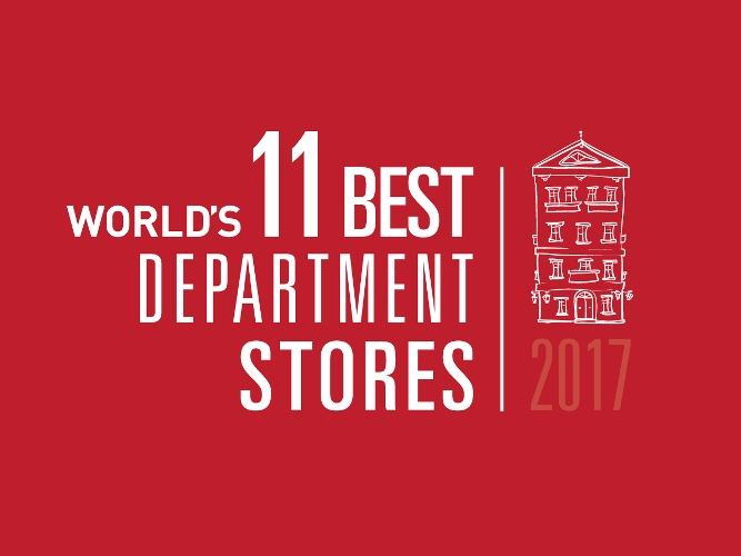 The World's 11 Best Department Stores 2017