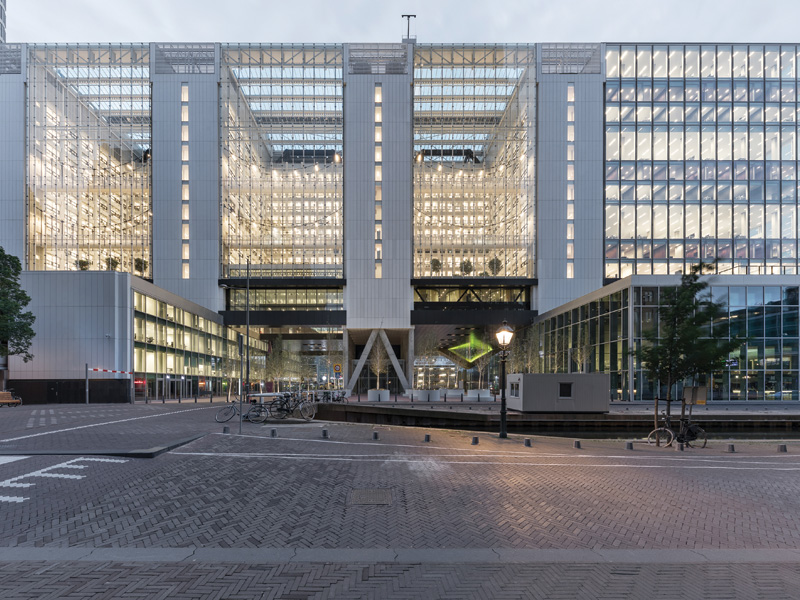 'We didn't want it to feel like a fortress': Rijnstraat 8 by OMA