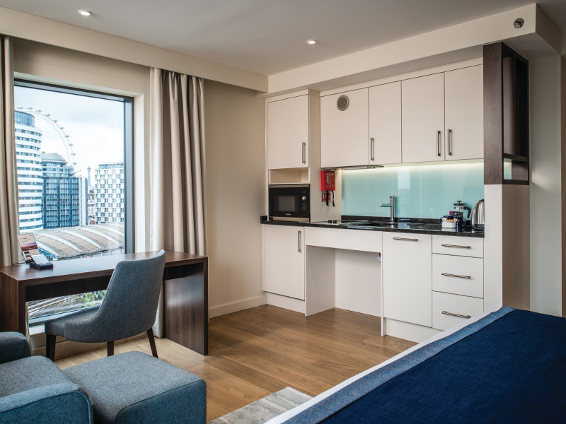 Marlin features EGGER in their first London Aparthotel