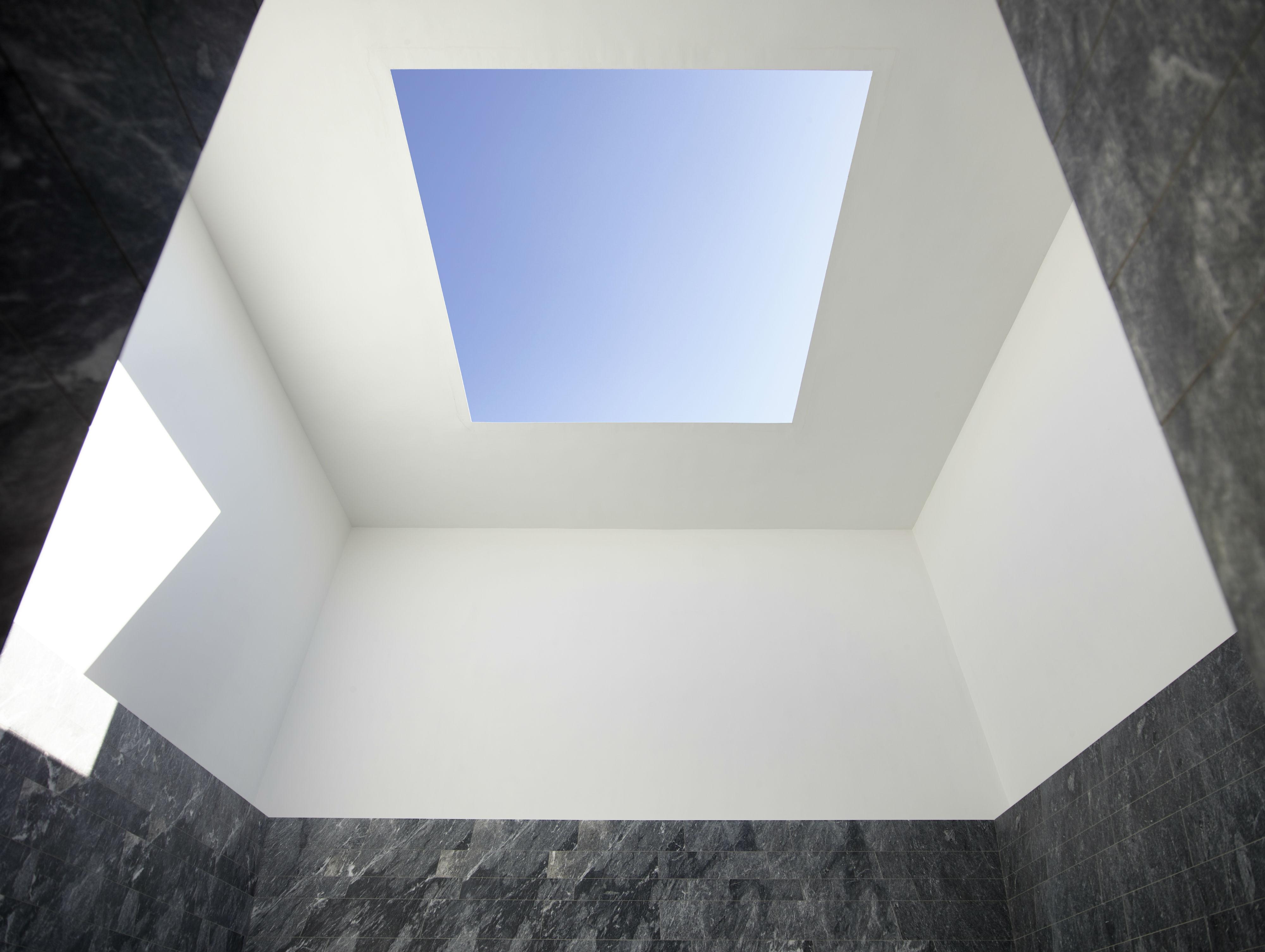 Artist James Turrell Creates Sky Plain For A Peaceful Life