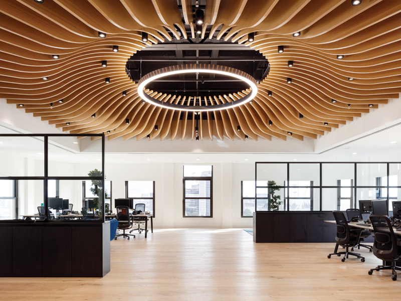Transforming an art-deco icon: Finsbury Office by BDG architecture + design