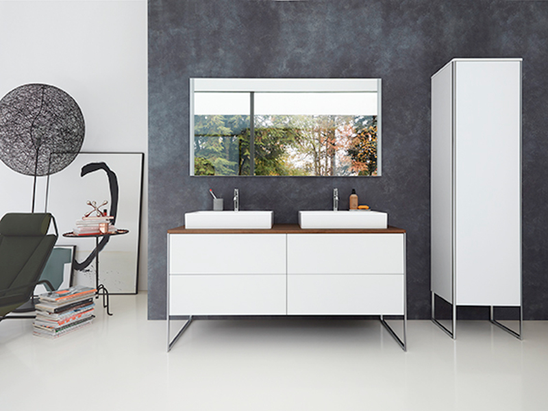 XSquare a new furniture range from Duravit - Contemporary Style, Elegant Design