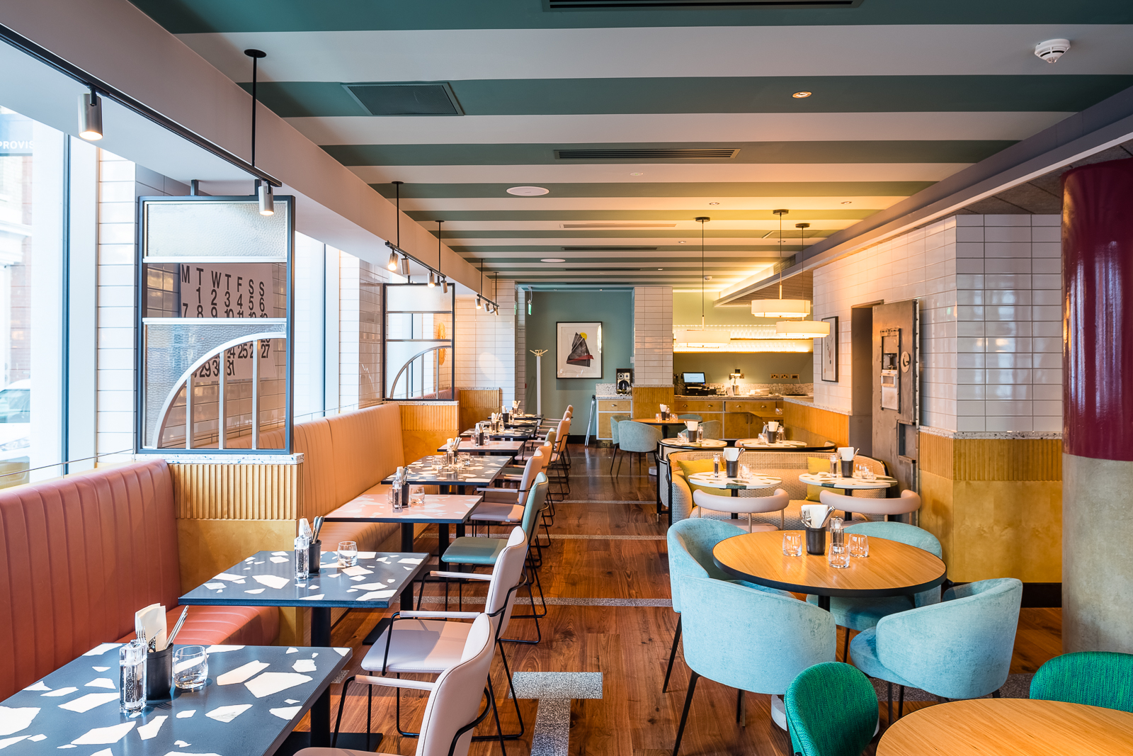 From cell yard to modern restaurant: Provisoners, London