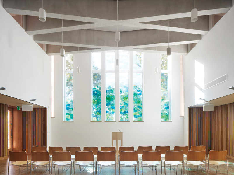 House of God: Gatti Routh Rhodes gives Bethnal Green Mission Church a residential makeover