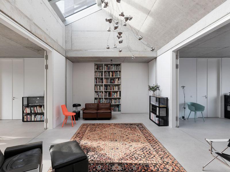 A new approach to live/work: Frizz23 by Deadline Architekten - DesignCurial