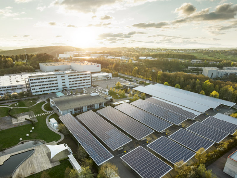 ABB presents solution for sustainable factory of the future