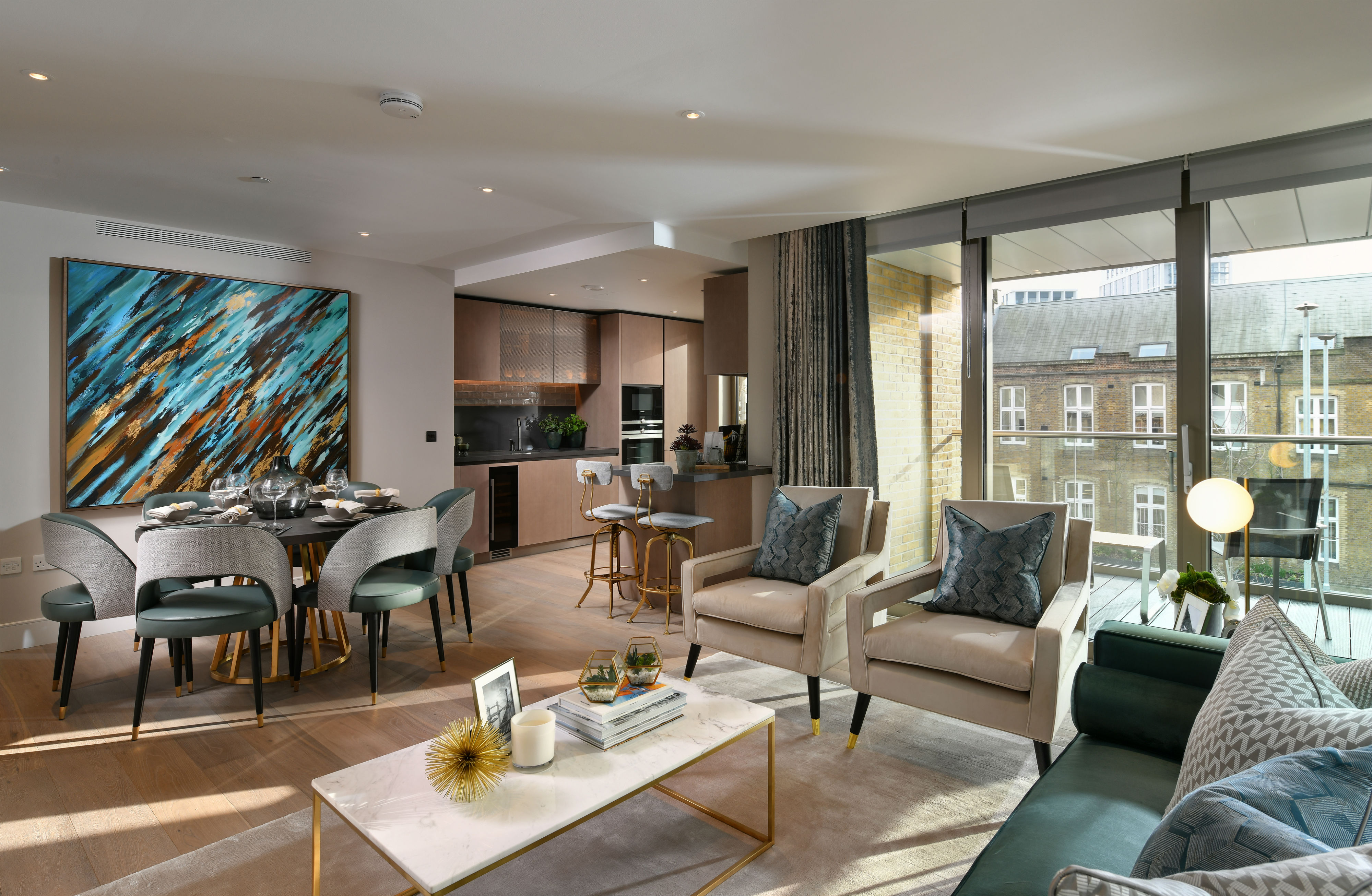 Prince of Wales Drive launches Bowden House