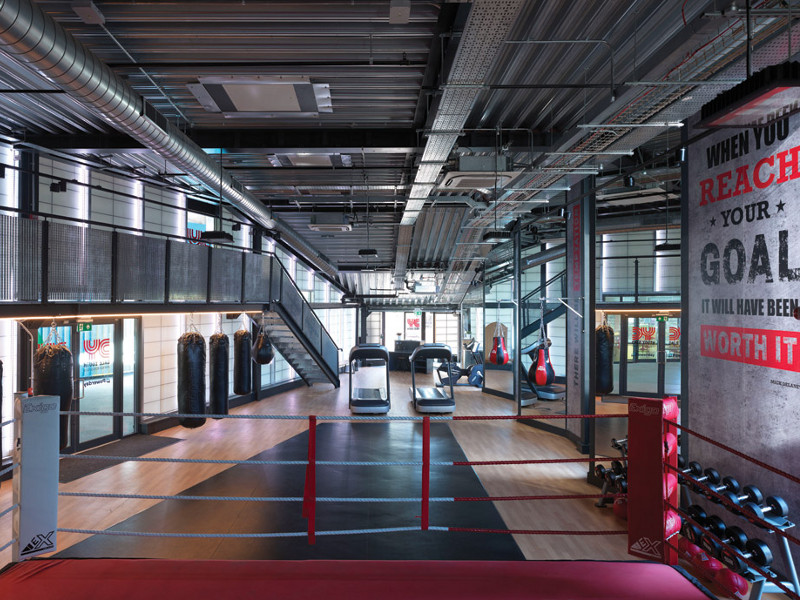 Featherstone Young's Bay 20 – Boxing Club and Community Centre