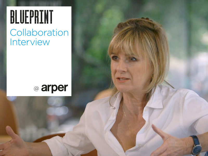 'COLLABORATION STARTS AT THE FRONT DOOR': EXCLUSIVE BLUEPRINT INTERVIEW WITH AMANDA LEVETE