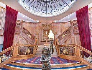 Titanic Building On Course For LEAF Interior Design Award
