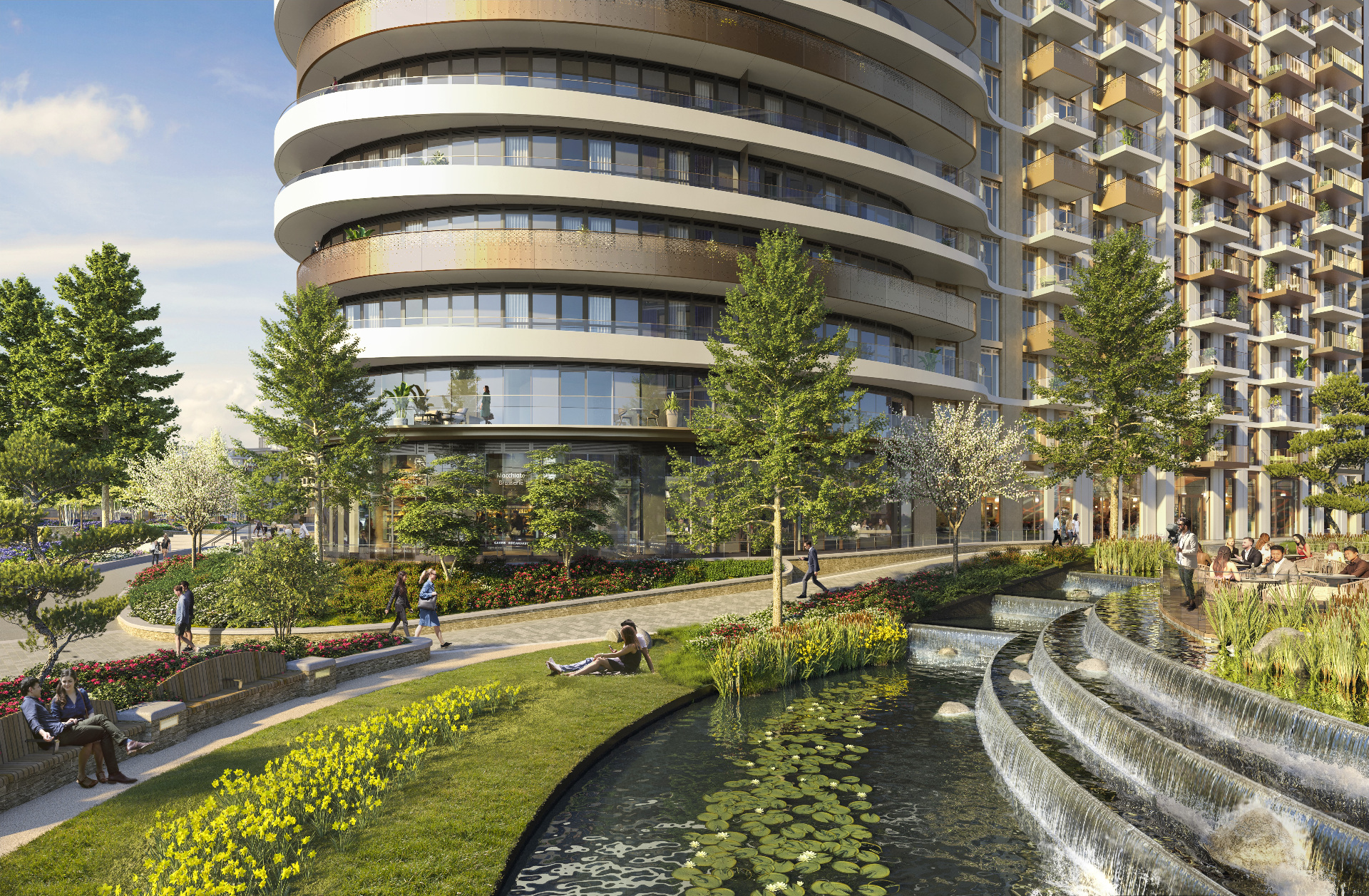 White City Living beckons new residents to White City
