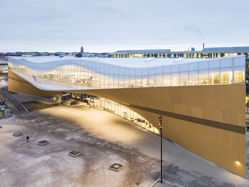 Helsinki is being regenerated by Finnish design talent