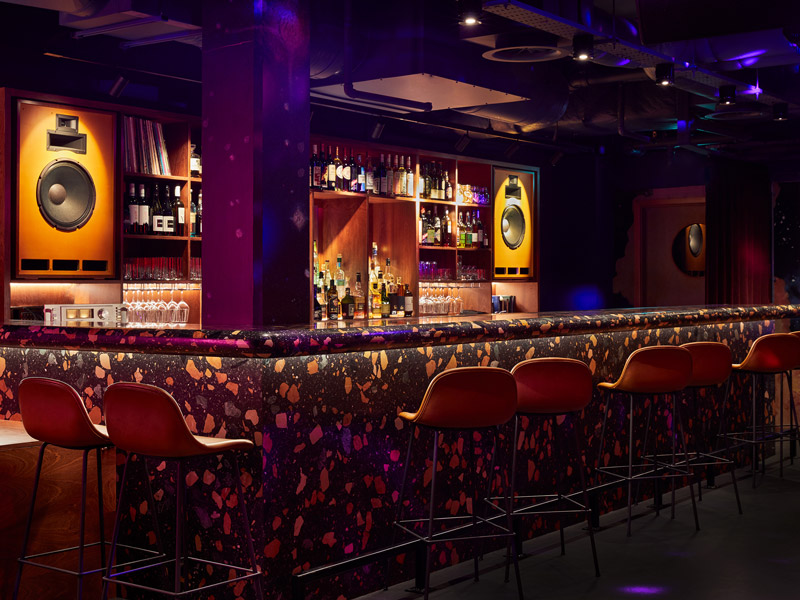 Bar and Leisure Focus: Happy Face and Supermax King's Cross by dMFK