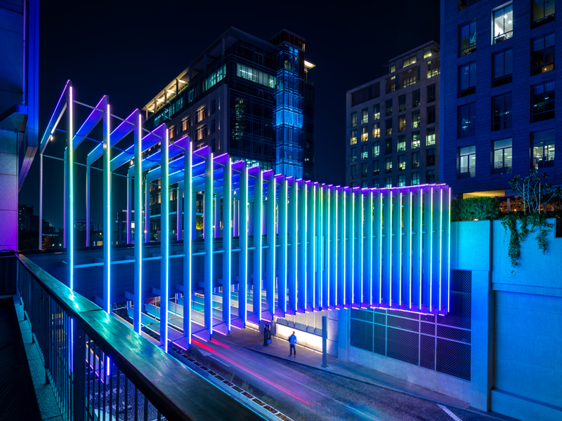Light+Tech: Designing with lines of light