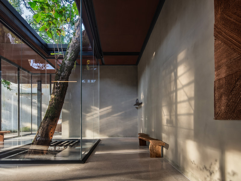 Shanthi Boutique Hotel by Jiakun Architects and CSD Design