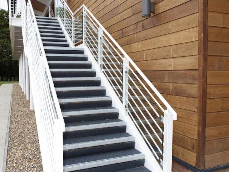 Stair Treads / Landing