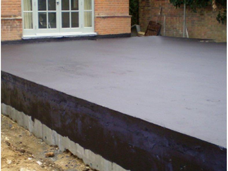 Triton concrete waterproofing systems designcurial