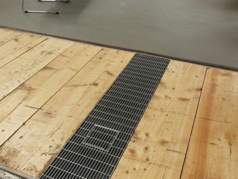 Floor Ventilation Grille