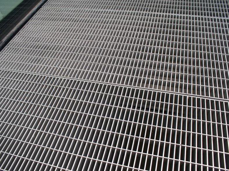 Walkway Ventilation Grille