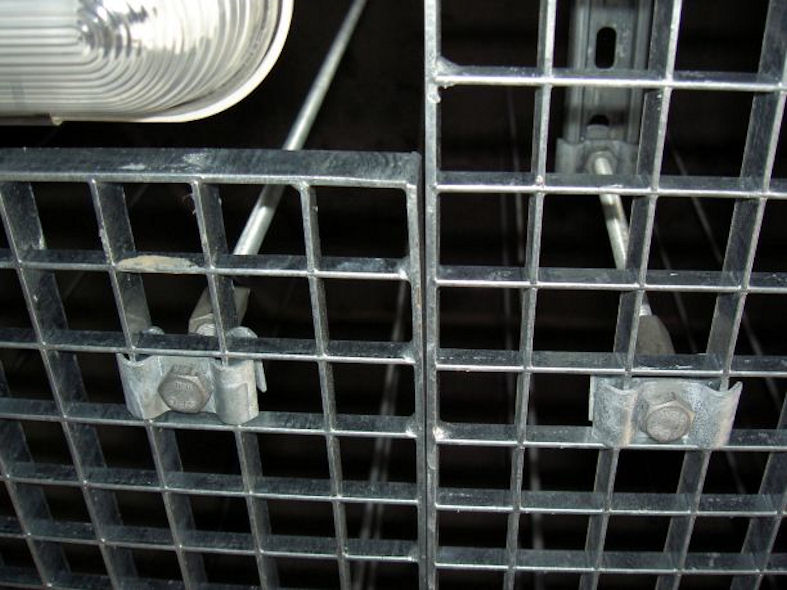 Ceiling Grilles