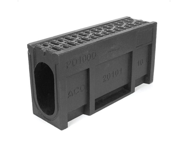 ACO MultiDrain Monoblock PD100D
