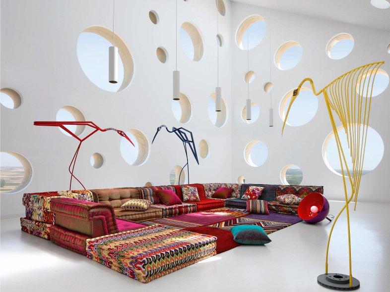 MAH JONG Modular Sofa
