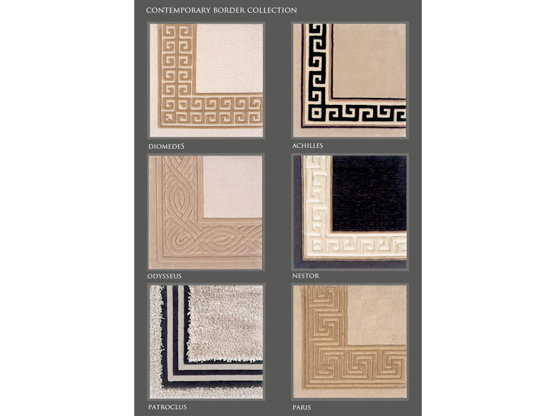 Contemporary Border Collection