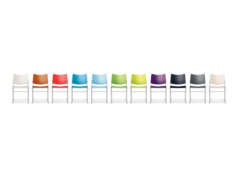 Curvy Chair - Colours
