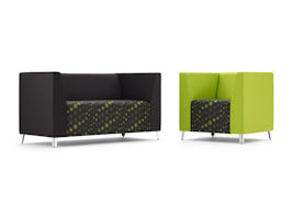 Julio Soft Seating Range - s380