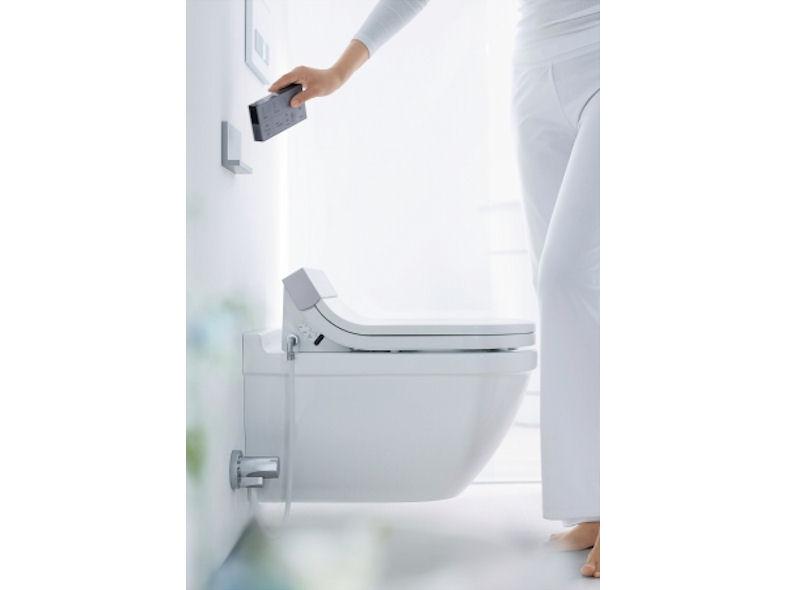 Duravit SensoWash Starck Shower Toilet Seat