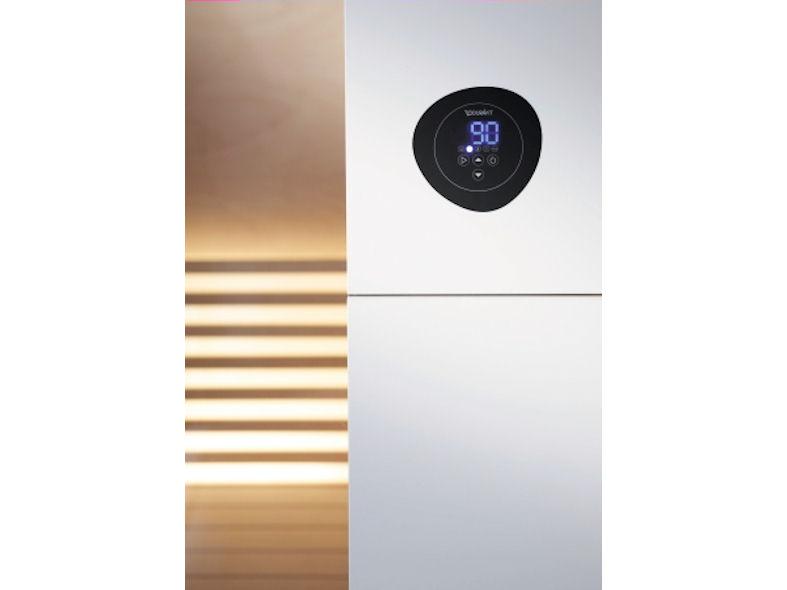 Duravit Inipi B Sauna Temperature Control