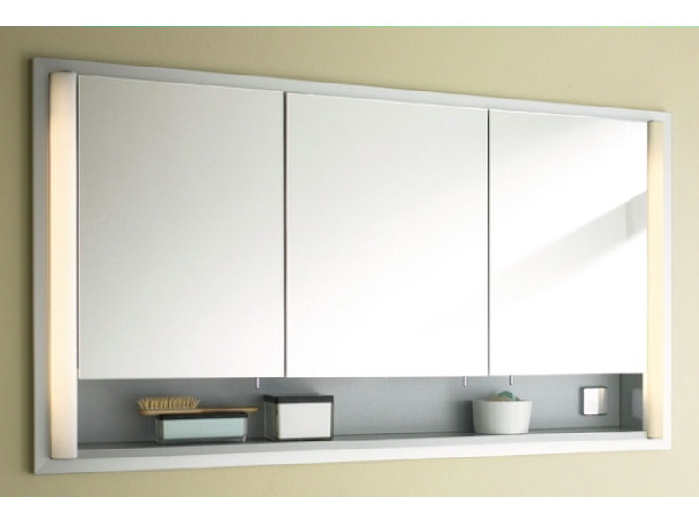 illuminated mirror bathroom cabinets duravit illuminated bathroom mirrors amp cabinets designcurial 17777