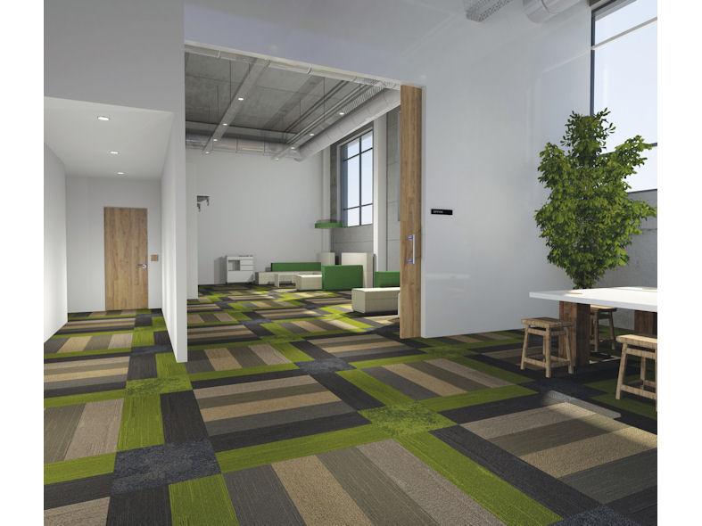 Urban Retreat 501 Tufted Capet Tiles