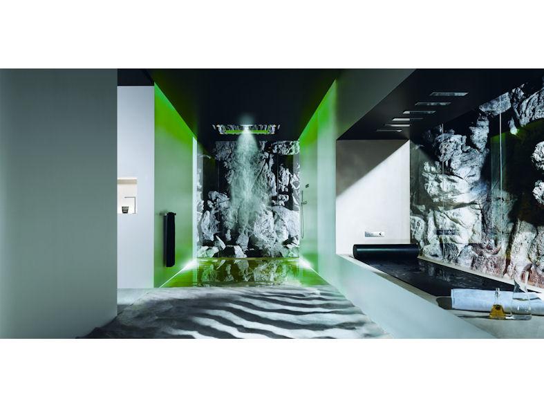 sensory sky rain shower designcurial. Black Bedroom Furniture Sets. Home Design Ideas