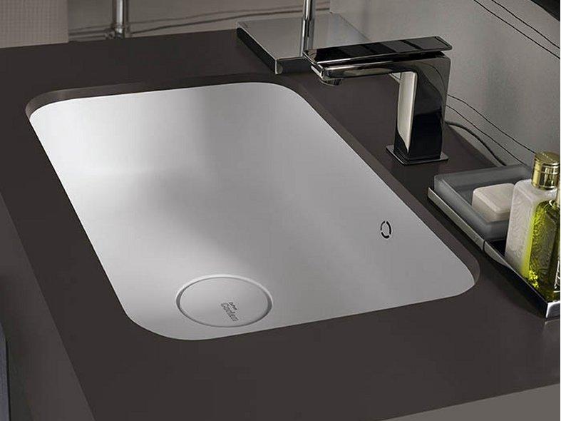 Charmant Corian Bathroom Basins