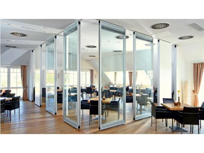 Dorma Moveo Glass Movable Walls