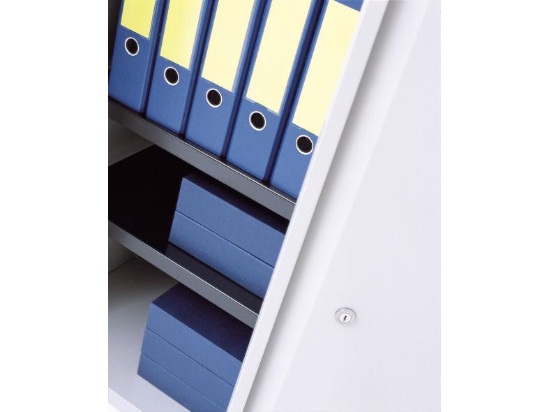 SystemFile™ Two Door Cupboard