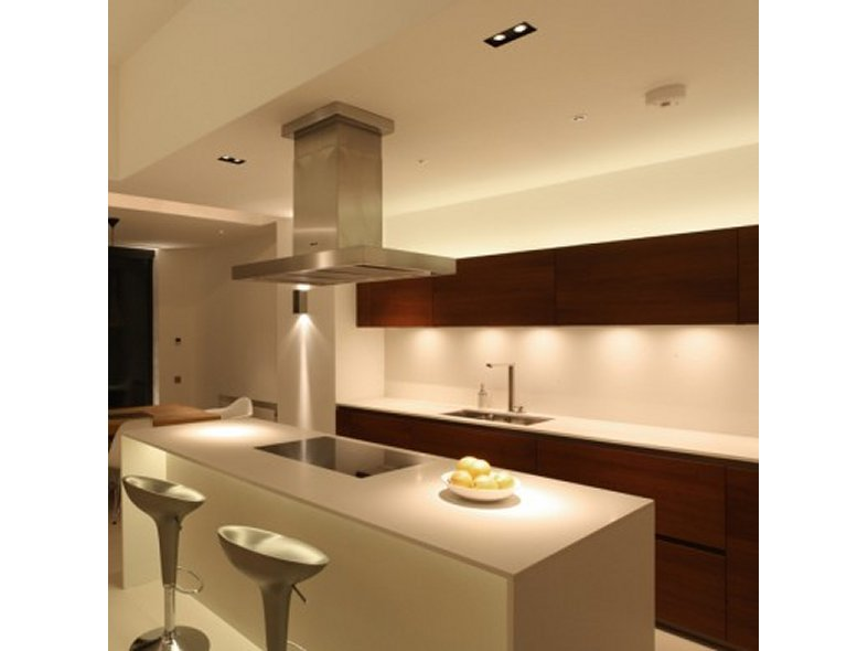 Square Double Trimless LED Downlight
