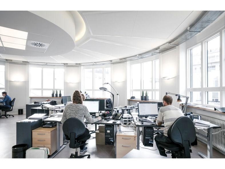 saint gobain ecophon designcurial. Black Bedroom Furniture Sets. Home Design Ideas