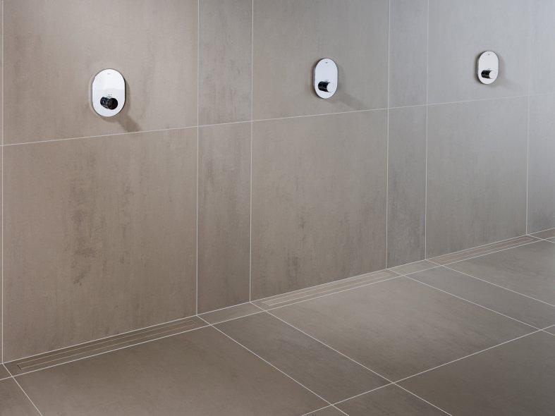 Mosa Shower Drain