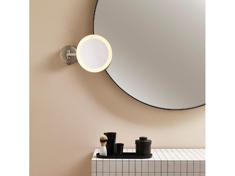 Mascali LED vanity mirror